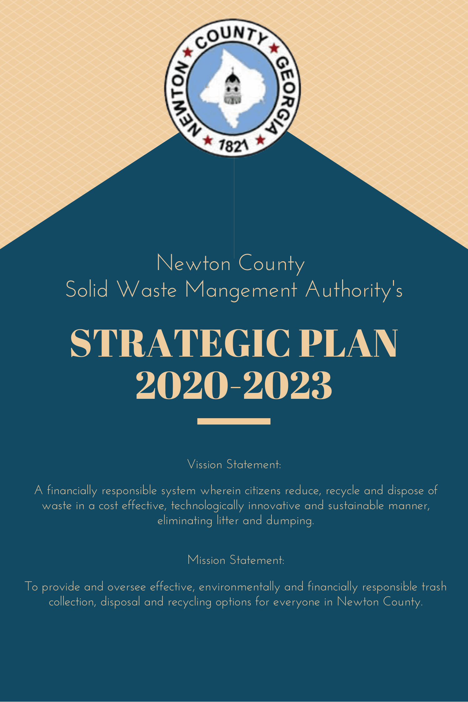 Image of swa strategic plan