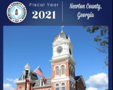 Image of FY2021 Budget
