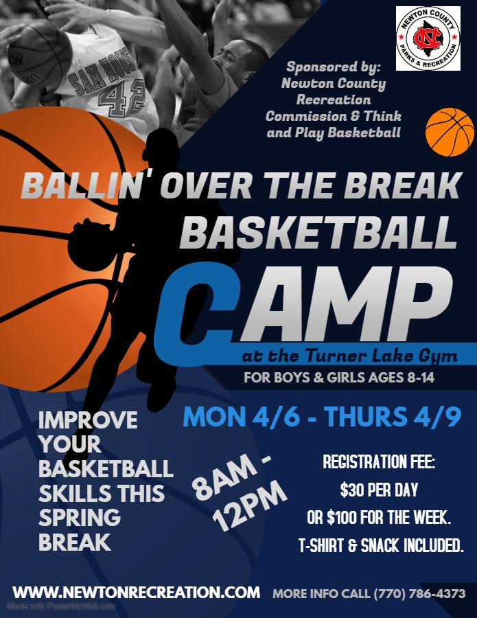 2020 Ballin' over the Break Basketball Camp