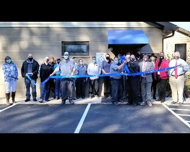 Image of Animal Services Ribbon Cutting