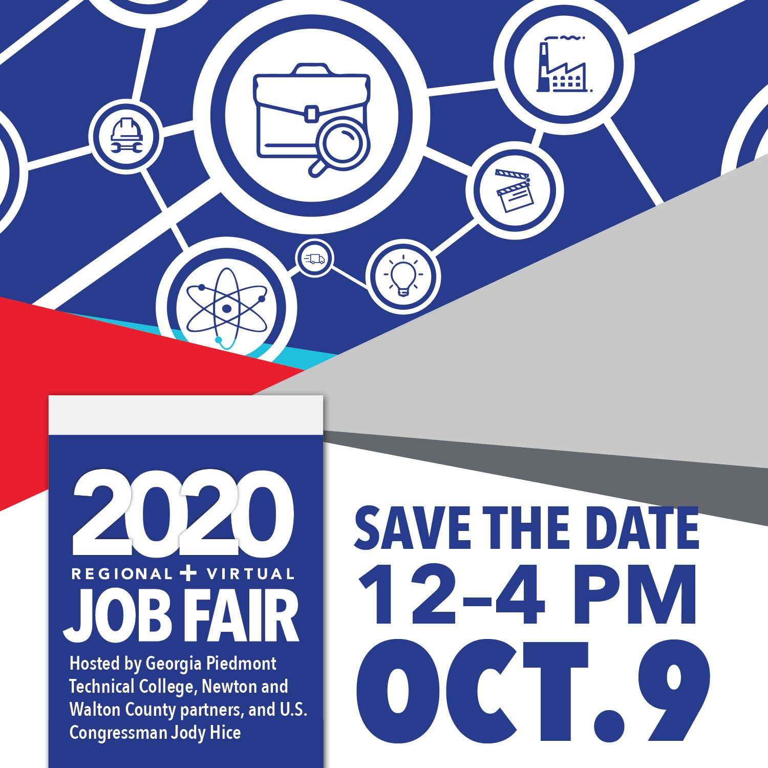 Image of Regional Job Fair Save the Date