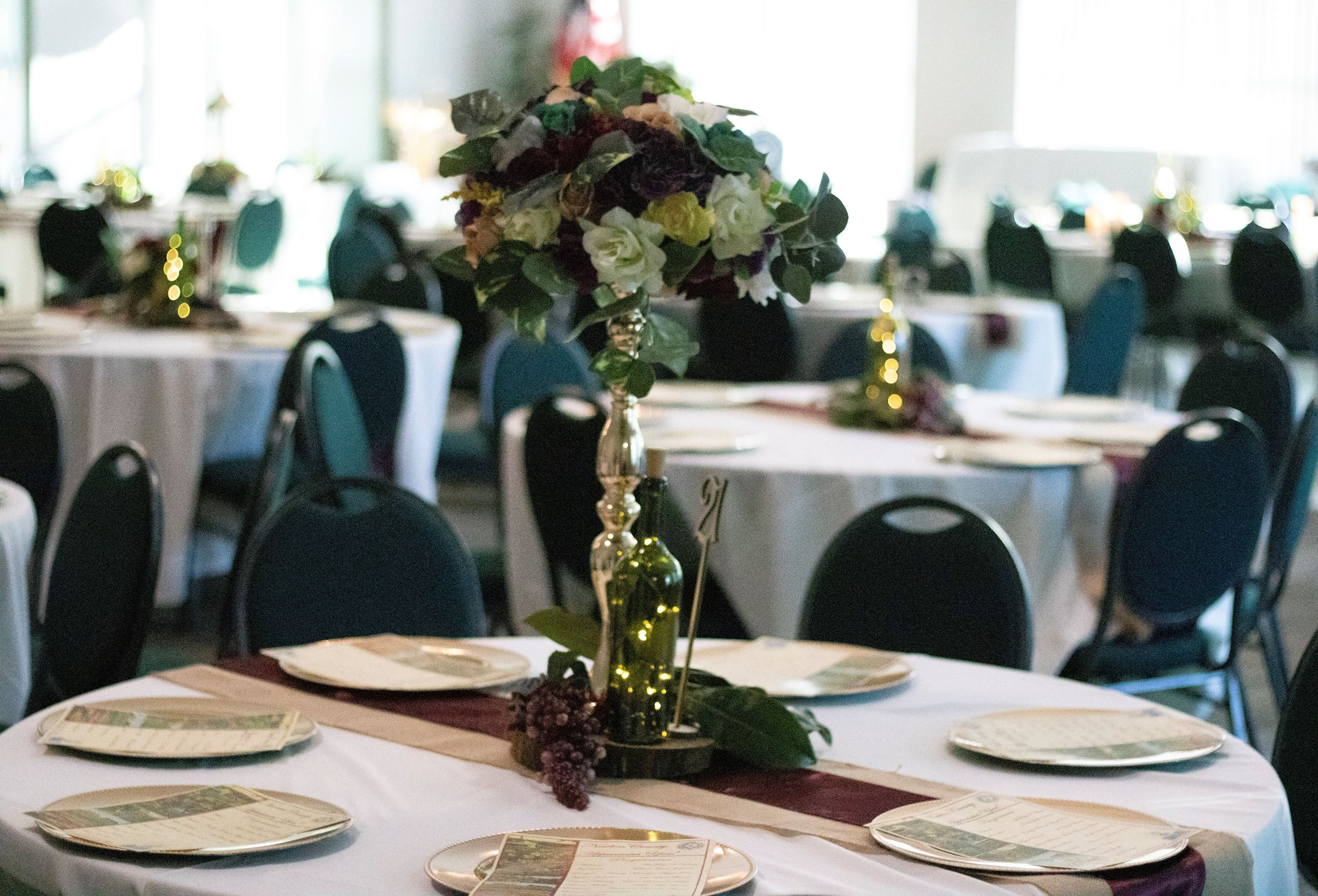 Image of Dinner decorations
