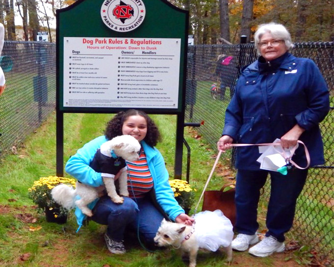 Image of 2019 NCRC 3rd Place Dog Park Contest Winners news