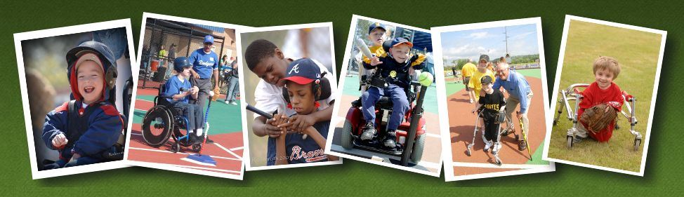 Newton County Miracle League Baseball Program