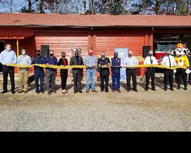 Image of Fire Station 2 Ribbon Cutting