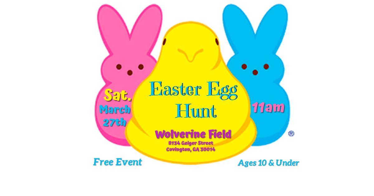Image of Easter Egg Hunt FB - Made with PosterMyWall