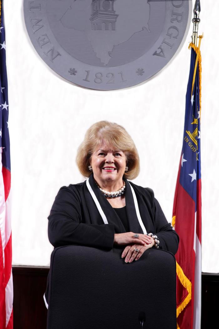 County Clerk, Jackie Smith